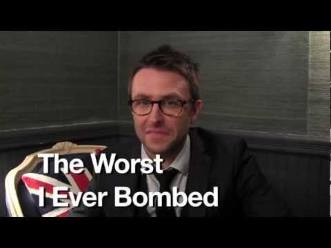 Worst I Ever Bombed: Chris Hardwick
