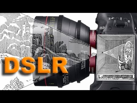Curso Básico de Fotografia - Aula 1 - A Câmara DSLR - Sit Kong Sang - Closed Captions