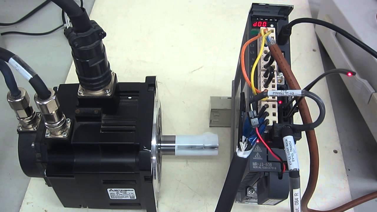 Mitsubishi Electric Mr J3 60b Hf Sp52b Ac Servo Amplifier