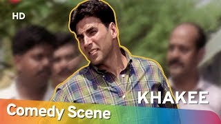 Khakee - Best Of Akshay Kumar - Comedy Scene - (अक्षय कुमार हिट कॉमेडी) - Shemaroo Bollywood Comedy