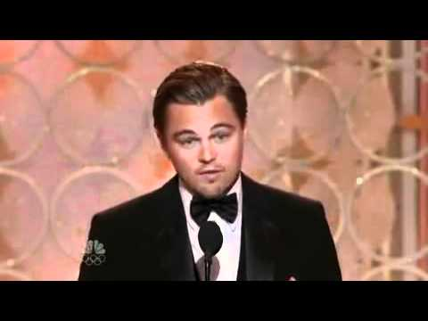 Leonardo DiCaprio & Robert De Niro Pay Tribute to Scorsese at theCecil B. DeMille Award