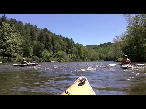 Ultimate Camping/Kayaking Trip 2012