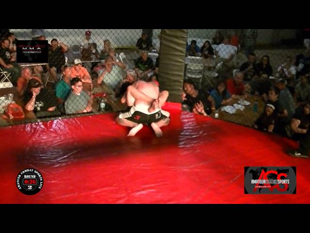 ACSLIVE.TV Presents Exiled MMA American Muscle Fight 3