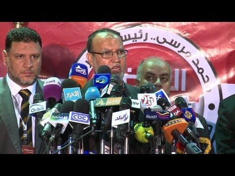 Muslim Brotherhood predict a win for their candidate