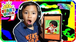 TAG WITH RYAN Challenge!! Let's Play w Ryan's ToysReview #4