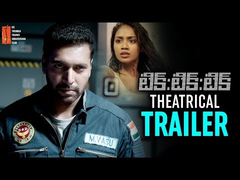 TIK TIK TIK Telugu Official Trailer | Jayam Ravi | Nivetha | Telugu Movie Trailers