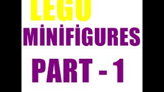 Lego Minifigures Part - 1 | Seri 12