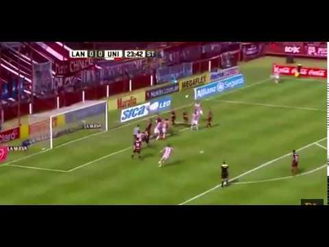 Con gol de Lucas Gamba, Unión le ganó a domicilio a Lanús