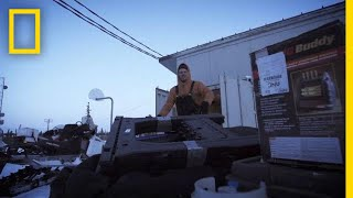 Getting to Location - Behind the Scenes | Life Below Zero