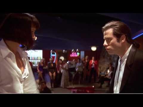 Pulp Fiction - Uma Thurman & John Travolta in