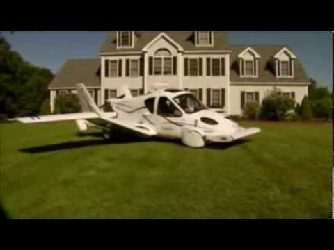 Terrafugia - Flying Car