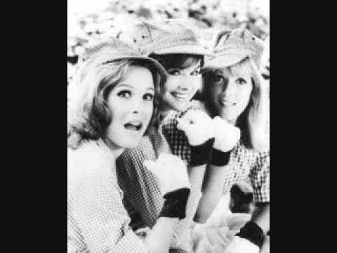 The Girls From Petticoat Junction - I'm So Glad That You Found Me (1968)