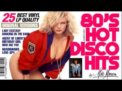 80's Hot disco hits (by Mike Mareen)