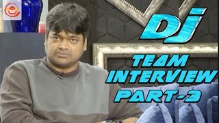 Duvvada Jagannadham Movie Team Interview Part 3 || Allu Arjun, Pooja Hegde, Harish Shankar