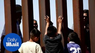 Outrage over reports of 'missing' immigrant children - Daily Mail