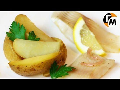 Как быстро приготовить ужин | Что приготовить из картошки -- Голодный Мужчина, Выпуск 41