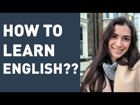 How to Learn English Fast - My Top 4 Tips