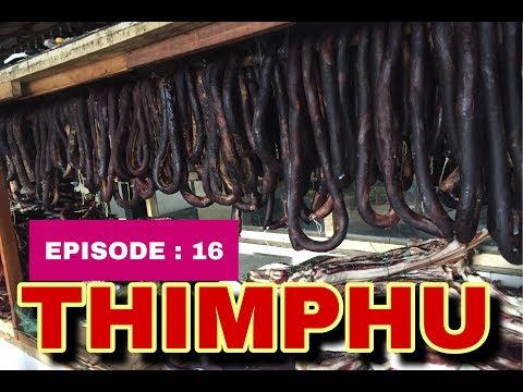 KERALA to SOUTH ASIA HITCH HIKING // EP 16 // THIMPHU thumbnail