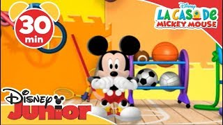 Mickey Mouse Ejercicios | Disney Junior Oficial