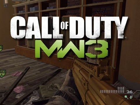 MW3 Funny Moments! (BADASS ALERT, Corny Jokes, and More!)