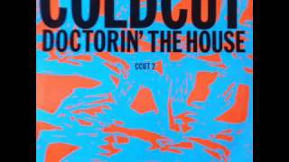 Watch Coldcut Doctorin The House video