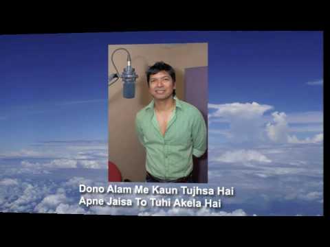 Hindi christian song  'Dono Alam Me' sung by Shaan, Music: Sachin Dev Das