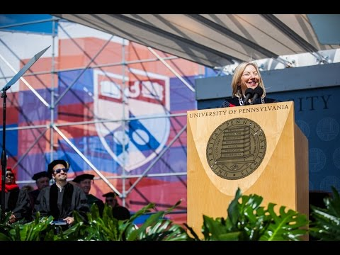 University of Pennsylvania Commencement 2016