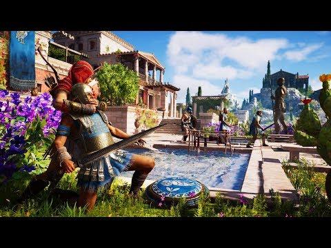 Assassin's Creed Odyssey - Первый Взгляд на Геймплей Е3 2018