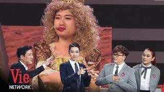 Lâm Vỹ Dạ Hạ Sát Hari Won-Elly Trần-Thúy Ngân Vì Dám Đẹp Hơn Mình | Hài Mới 2019 [Full HD]