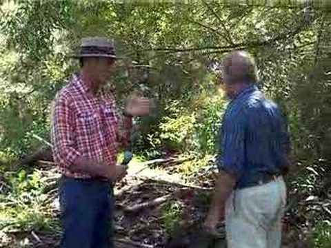 Peter Andrews at Baramul Stud - Wetlands 1