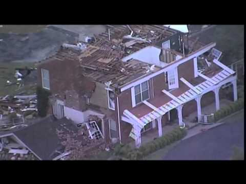 Raw: Damage From 200 Mph Texas Tornado