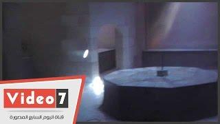 بالفيديو.. حمام «إينال» بشارع المعز.. من هنا عرف المصريون مثل