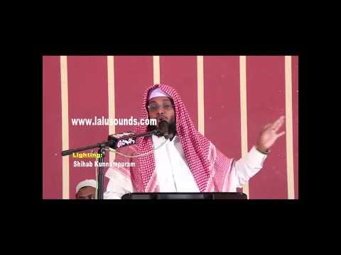 Noushad Baqavi Speech About Pravasi In Jeddah video
