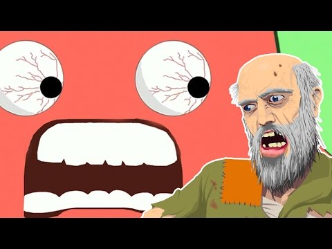 GIANT PINK MONSTER - Happy Wheels