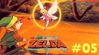 Let's Play The Legend of Zelda - #5 - Show Some Respecc