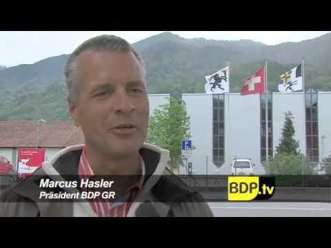 Die BDP Graubünden vor den Wahlen 2010