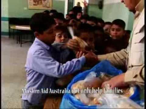 Muslim Aid Australia - Gaza Emergency Appeal