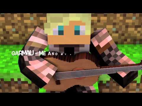 GarMau - Me and my broken heart (Garroth & Aphmau) Minecraft Diaries (Music Video)