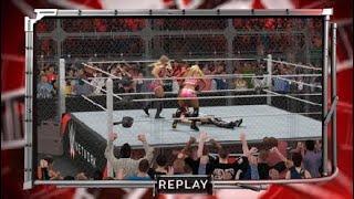 WWE 2K17 Entertainment Girls