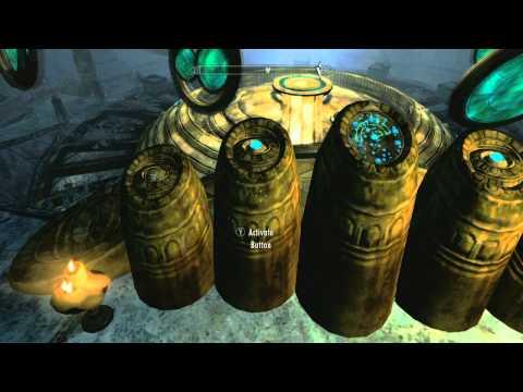 SKYRIM] Puzzle Guide - Tower of Mzark & the Elder Scroll