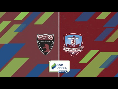 First Division GW3: Wexford 0-0 Galway United