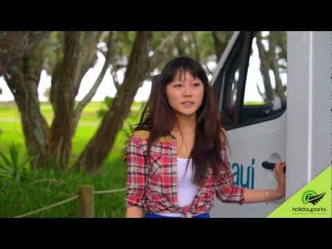 Holiday Parks of New Zealand Chinese Video CANTONESE version
