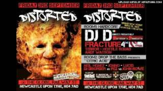 TERROR @ DISTORTED,SEPTEMBER 3RD,NEWCASTLE (Audio clip)