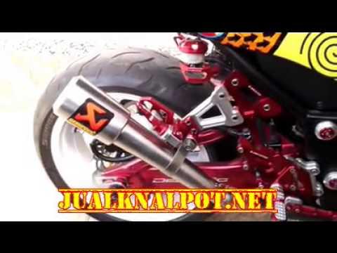 Jual Knalpot Racing Vixion Byson Cbr 150 250 Ninja Fi Karbu R Cb150 ...