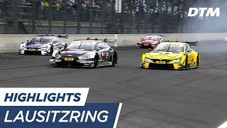 Highlights Race 1 - DTM Lausitzring 2017