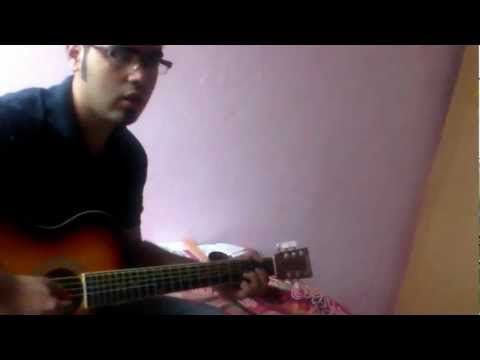 Yaaron Dosti - Guitar Cover Unplugged - by Anant Shanbhag