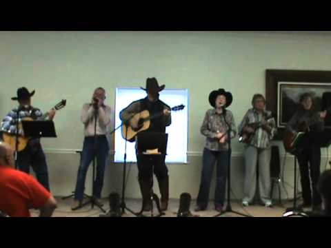 Amazing Grace at Cowboy Church