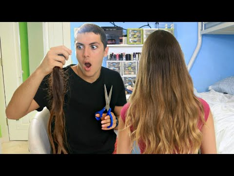 My Boyfriend Does My Makeup Tag video