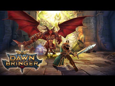 Dawnbringer - Gameplay Trailer - Mobile Fantasy Action RPG
