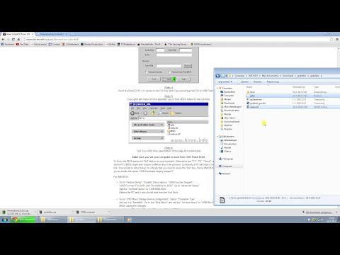 Create a Hiren's Boot CD USB Flashdrive (1080p)
